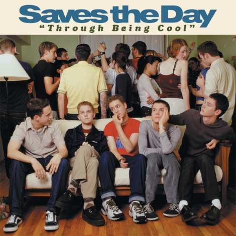 Saves The Day - Through Being Cool LP