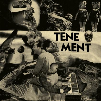 Tenement - Predatory Headlights 2xLP / 2xTape