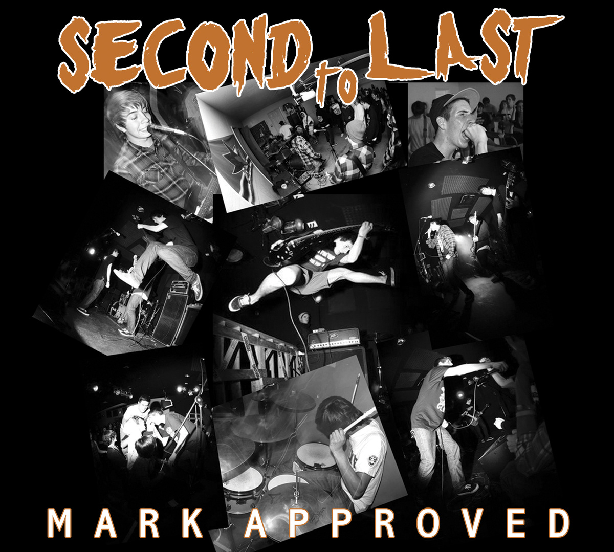 Second To Last - Mark Approved