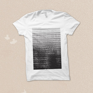 Pianos Become The Teeth - Sheet Music T-Shirt