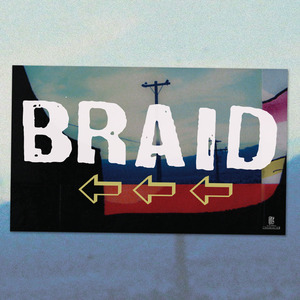 Braid - No Coast 3x5' Flag