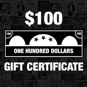 Bridge Nine $100 Gift Certificate