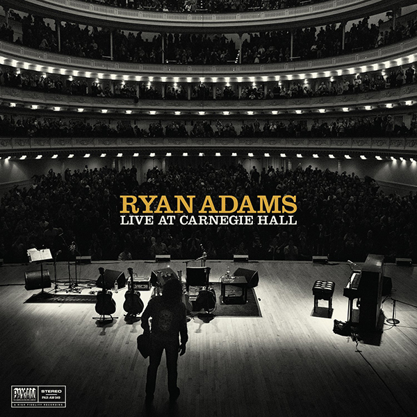 Ryan Adams - Live at Carnegie Hall 6xLP Box Set