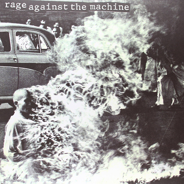 Rage Against The Machine - S/T LP