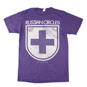 Russian Circles - Geneva T-Shirt - 3 Colours
