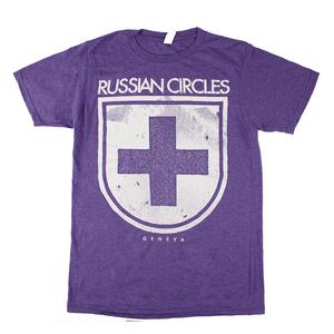 Russian Circles - Geneva T-Shirt - 3 Colours