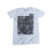 Axis Of - Maps Tshirt
