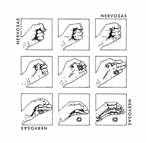Nervosas - S/T LP