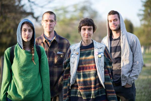 Frankie Cosmos, Girlpool, Fun Home, Calyx