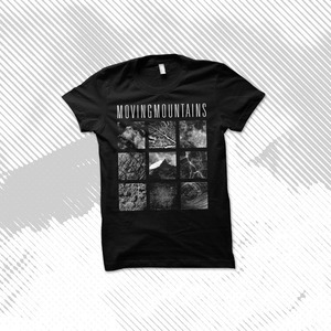 Moving Mountains - Squares of Nature Shirt