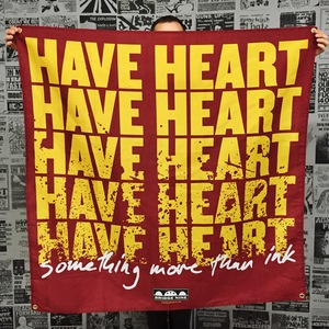 Have Heart 'Something More Than Ink' Banner