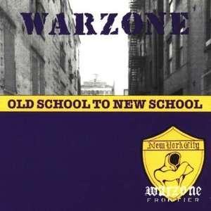 WARZONE ´Old School to New School´ [LP]
