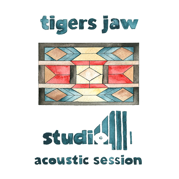 Memory Music Tigers Jaw Studio 4 Acoustic Session