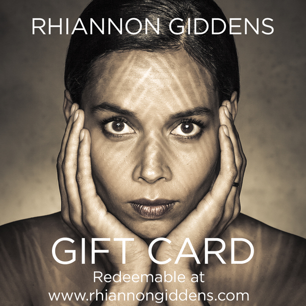 Rhiannon Giddens Gift Card