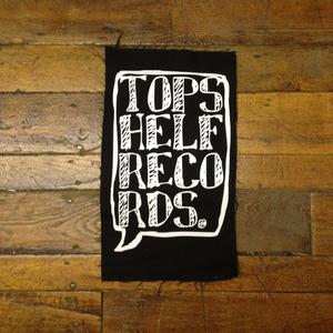 Topshelf Logo Backpatch
