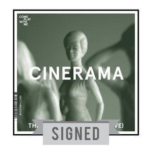 Signed 12x12 Screen Print (Cinerama Sleeve)