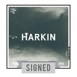 Signed 12x12 Screen Print (Harkin Sleeve)