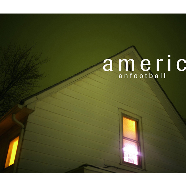 American Football - S/T 15 Year Anniversary Edition 2xLP