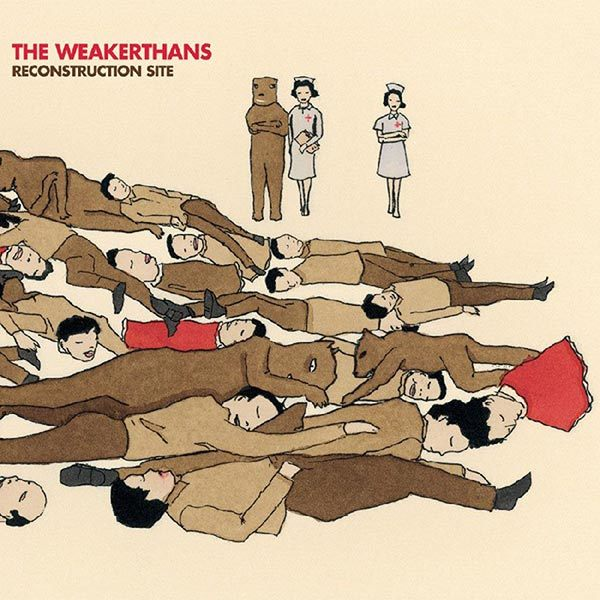 Weakerthans - Reconstruction Site LP