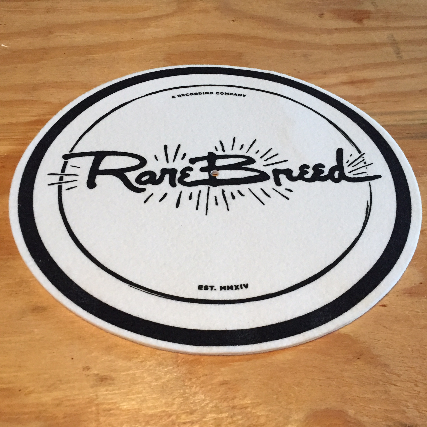 RARE BREED Slipmat