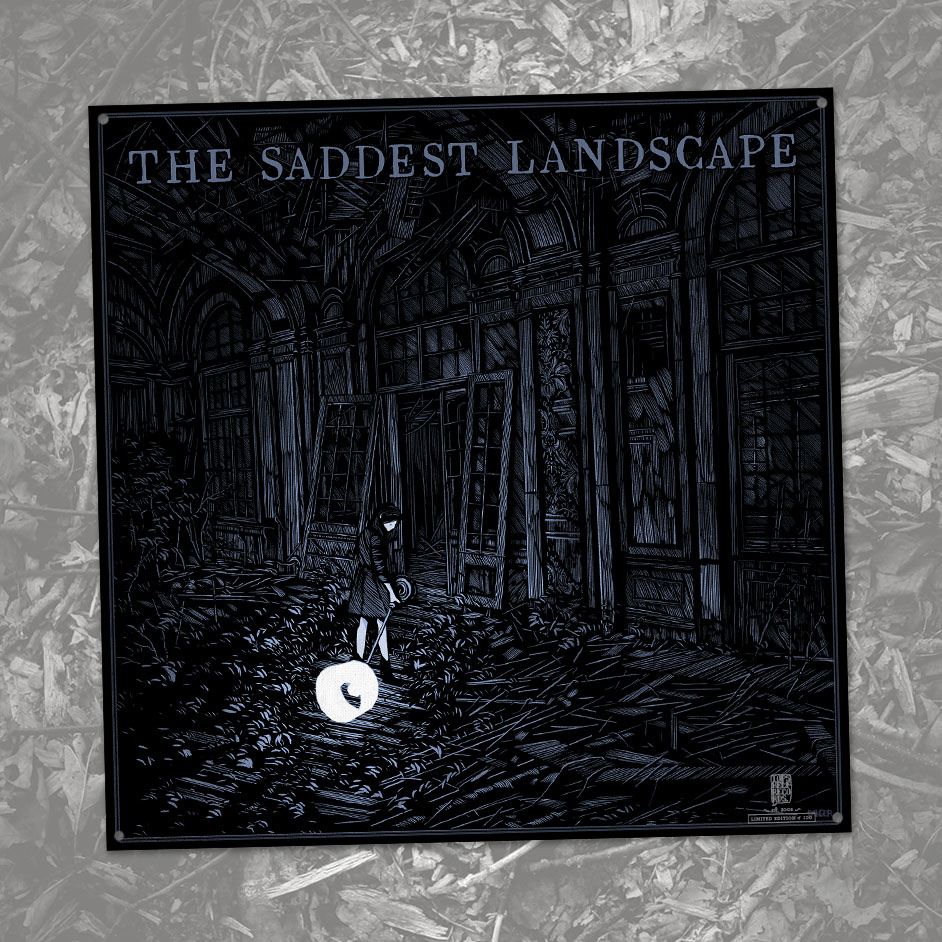 Topshelf Records The Saddest Landscape Darkness