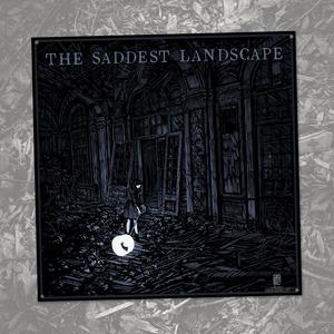 The Saddest Landscape - Darkness Forgives Flag