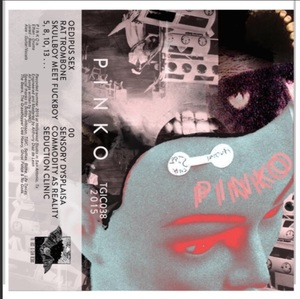(LAST COPIES!) P I N K O self titled CS