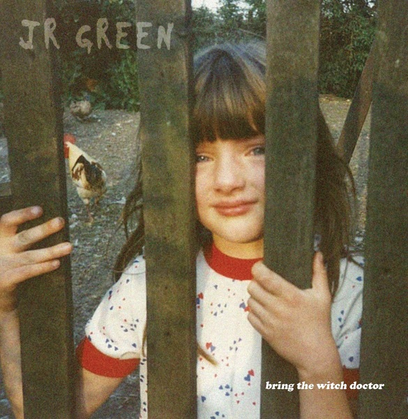 CD \\ JR GREEN - Bring the Witch Doctor EP