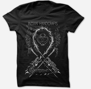 Indian Handcrafts - Serpents T-Shirt