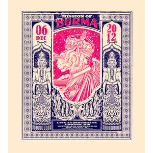 Mission Of Burma - Print