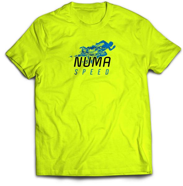 Numa Safety Green Perfomance Shirt
