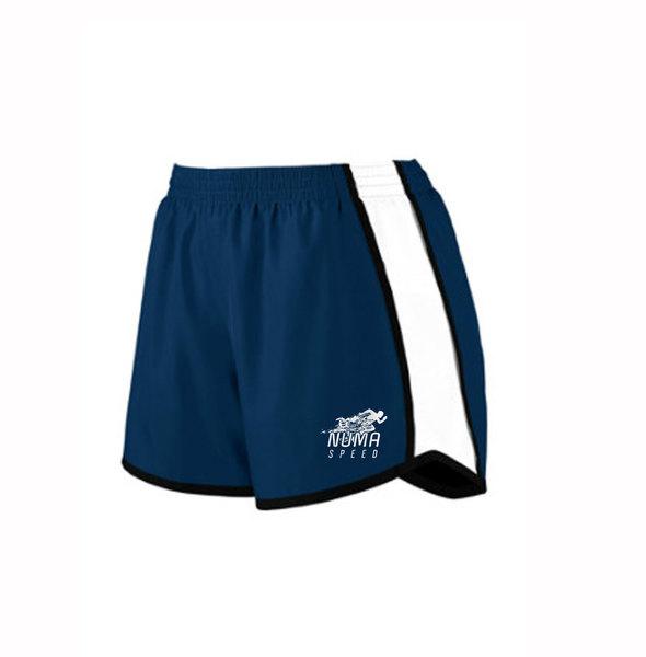 Womens Shorts Blue