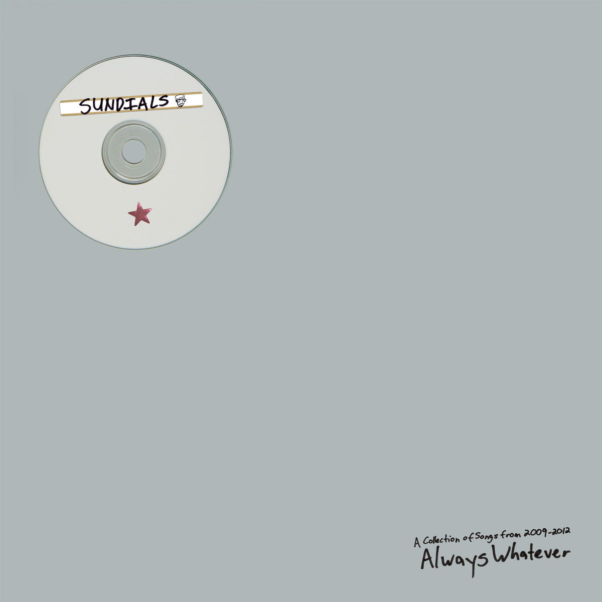 Sundials - Always Whatever LP
