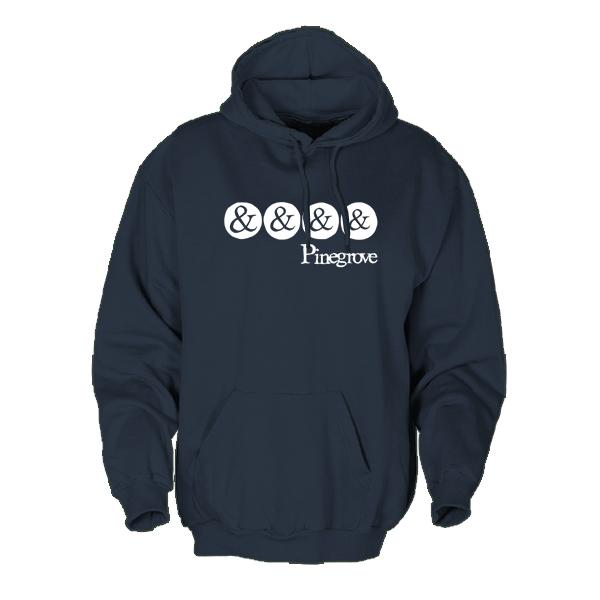Pinegrove - Ampersand Hoodie Sweatshirt