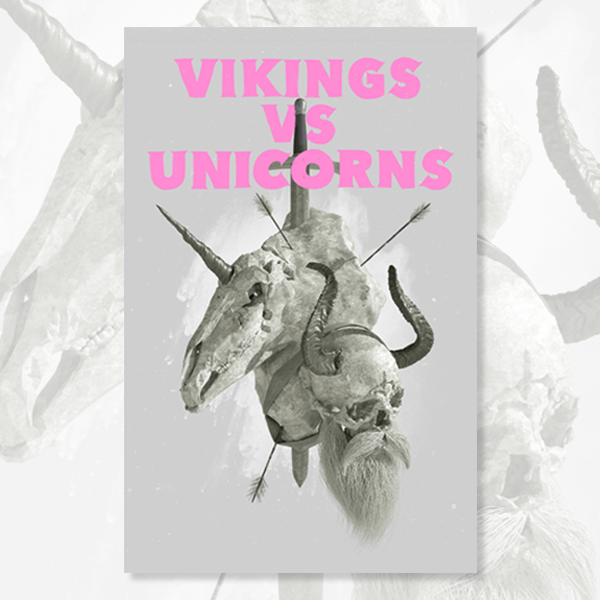 Vikings Vs. Unicorns: Issue #0 Preview and Theme Song