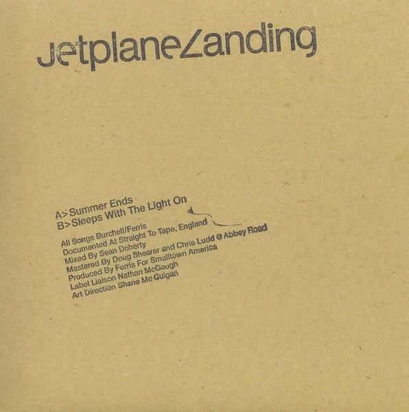 Jetplane Landing - Summer Ends