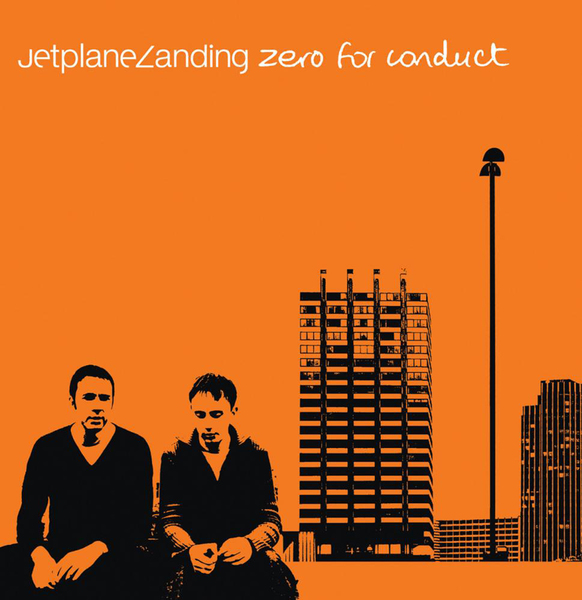 Jetplane Landing - Zero For Conduct (re-issue)