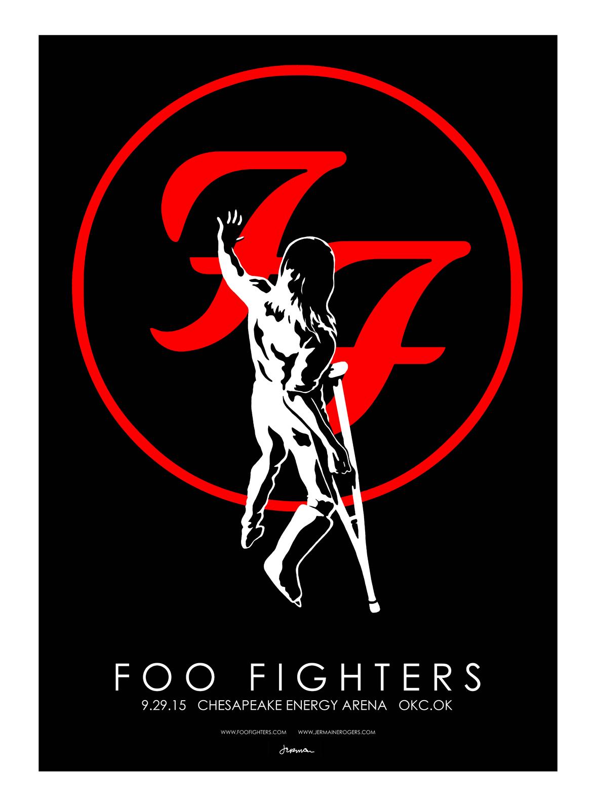 FOO FIGHTERS (OKC) (ALL VARIANTS)