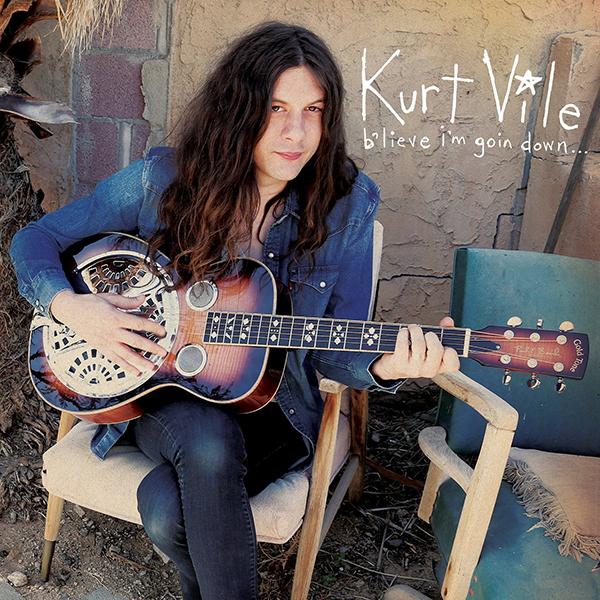 Kurt Vile - b'lieve I'm goin' down... 2xLP