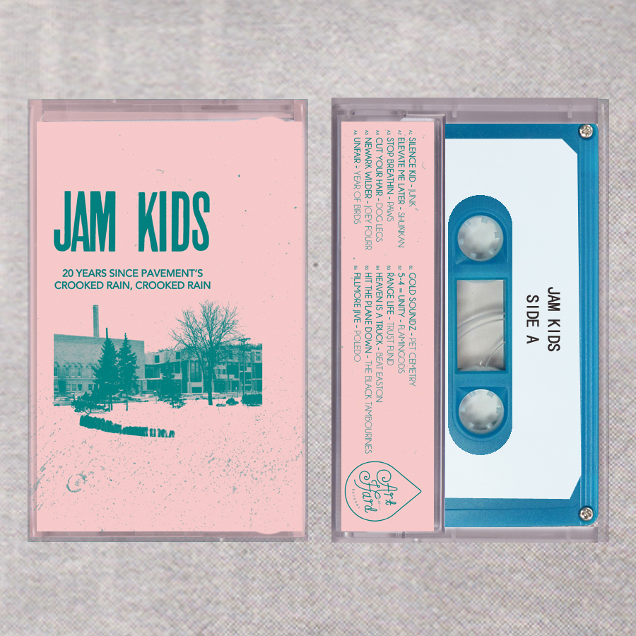 Jam Kids: 20 Years since Crooked Rain, Crooked Rain