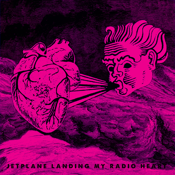 Jetplane Landing - My Radio Heart (Single)