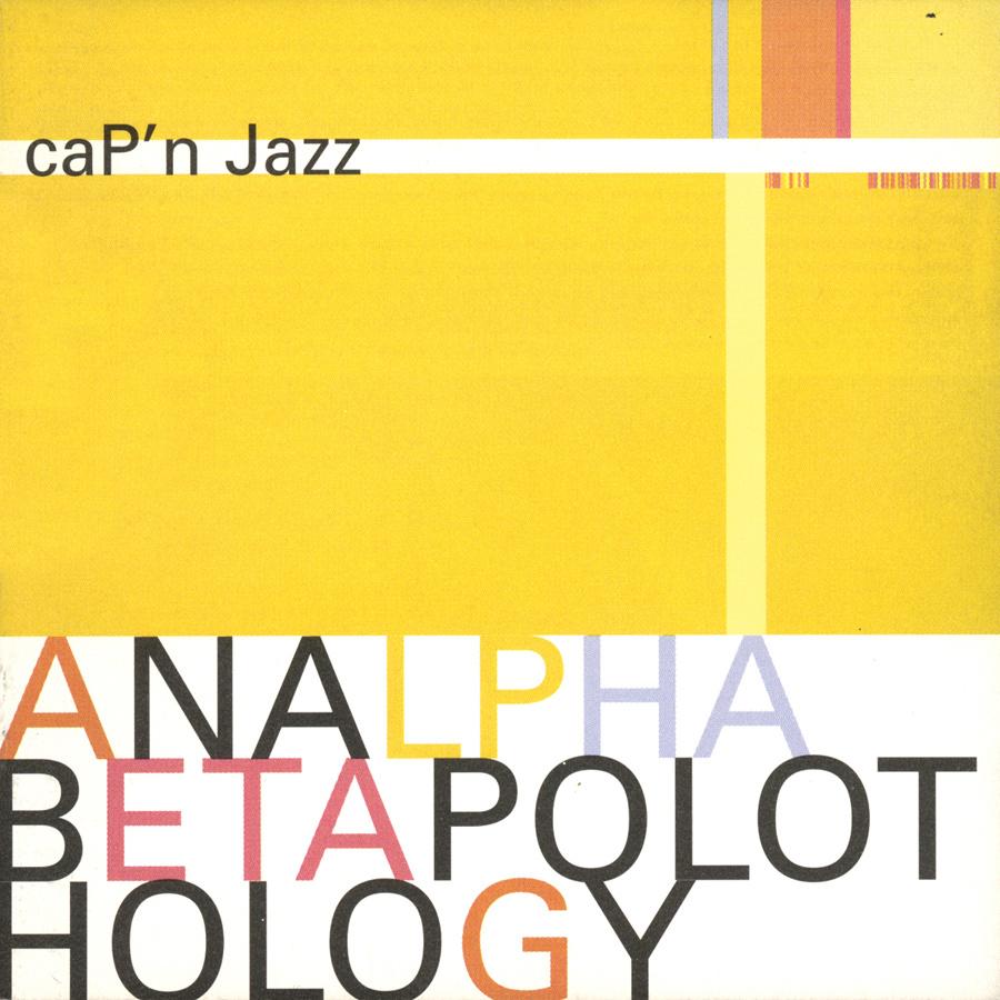 Cap'n Jazz - Analphabetapology 2x LP