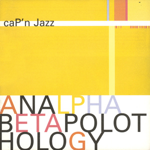 Cap'n Jazz - Analphabetapology 2x LP