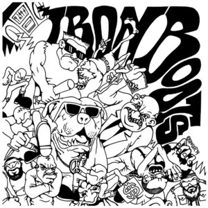 IRON BOOTS ´Discography´ [LP]