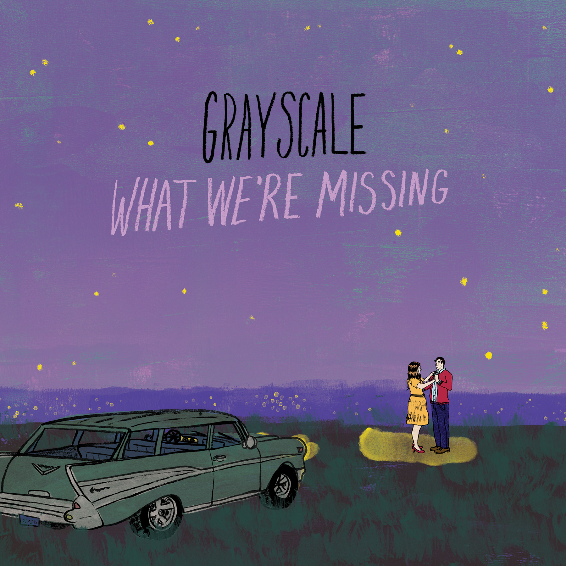 (CD, DIGITAL) GRAYSCALE - WHAT WE'RE MISSING