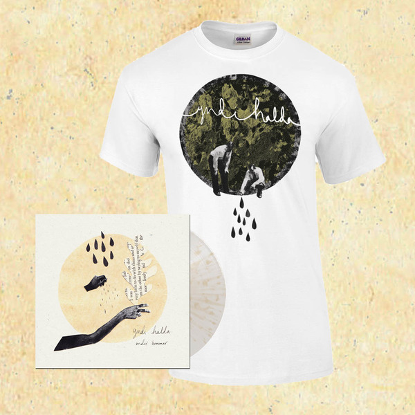 yndi halda - Under Summer 2xLP / CD shirt bundle
