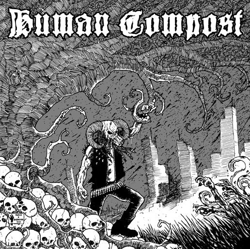 Human Compost + Monsanto killers - split