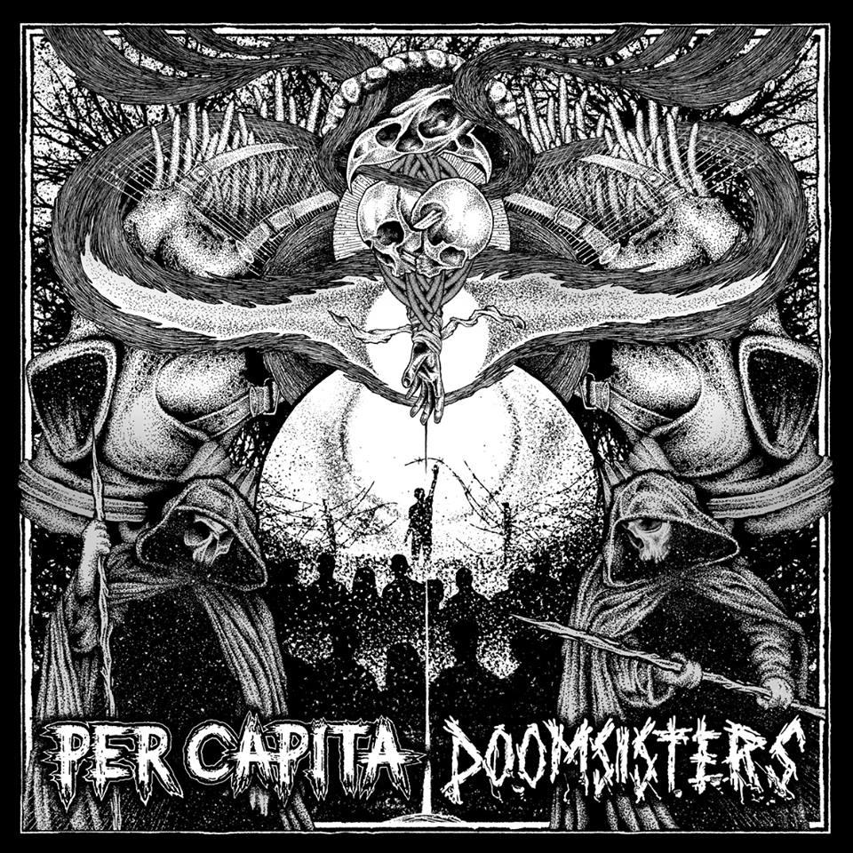 Doomsisters + Per Capita - split