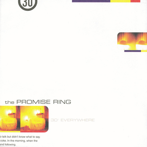 The Promise Ring - 30 Degrees Everywhere LP