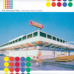 The Promise Ring - Nothing Feels Good LP
